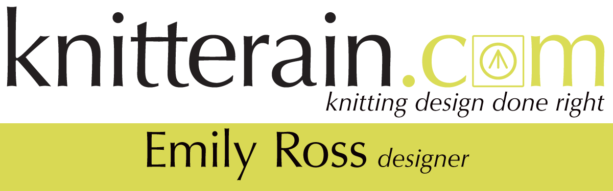 knitterain profile badge